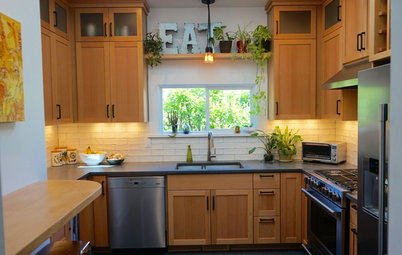 Kitchen of the Week: Scads of Storage in 110 Square Feet