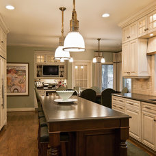 Traditional Kitchen by Jeffrey King Interiors