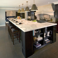 Contemporary Kitchen by Reaume Construction & Design