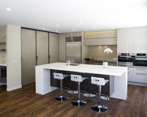 Laminam Kitchen Design Ideas Remodel Pictures Houzz