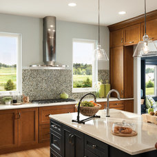 Traditional Kitchen by Milgard Windows & Doors