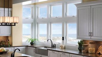 Milgard Tuscany® Series Windows in Kitchen
