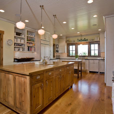Farmhouse Kitchen by Murphy & Co. Design