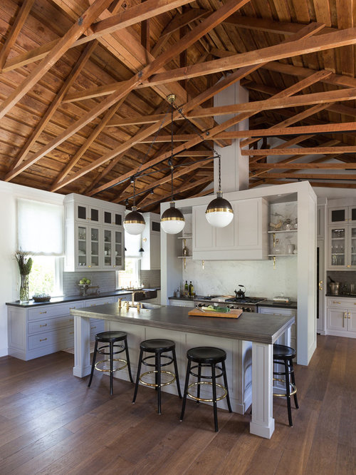 open rafter ceiling home design ideas renovations photos