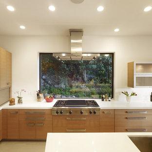 Contemporary Kitchen Window Houzz