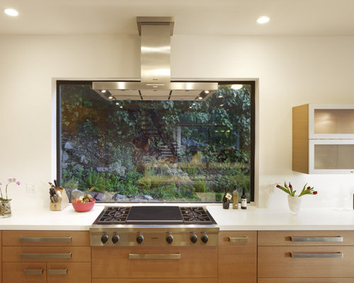 Modern Kitchen Window contemporary kitchen window | houzz