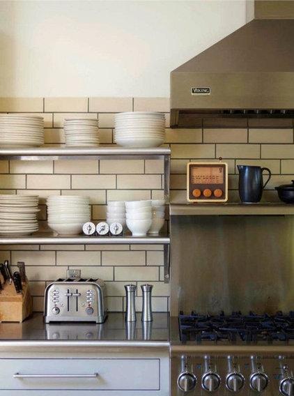 Contemporary Kitchen by Dehn Bloom Design
