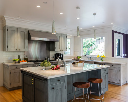 Modern bachelor pad design ideas remodel pictures houzz for Bachelor pad kitchen ideas