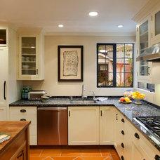 Traditional Kitchen by Sandra Bird Designs