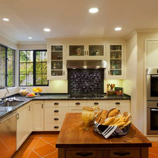 Traditional Kitchen by Sandra Bird Designs