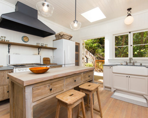 Rustic Kitchen Design Ideas & Remodel Pictures | Houzz