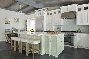 Millbrea Transitional Kitchen