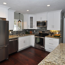 Traditional Kitchen by Ben Norman Real Estate