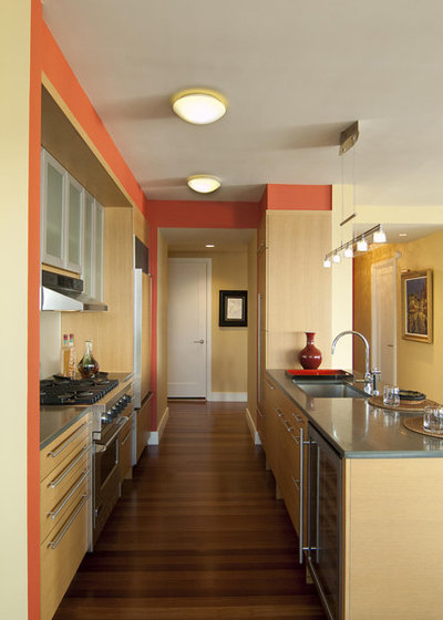 Cooking with color when to use orange in the kitchen for International kitchen designs