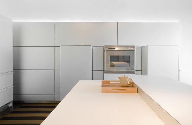 コンテンポラリー キッチン by MusaDesign Interior Design