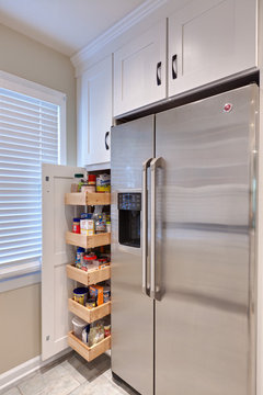 Help French Door Refrigerator Next To Wall