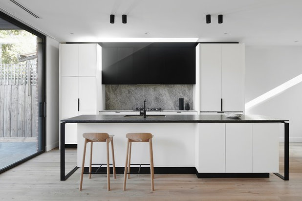 Contemporary Kitchen by S&K Group