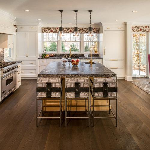 Kitchen Cabinet Ideas Houzz: Kitchen Island Ideas