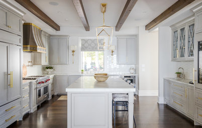 Kitchen of the Week: Soft, Breezy Style With More Storage