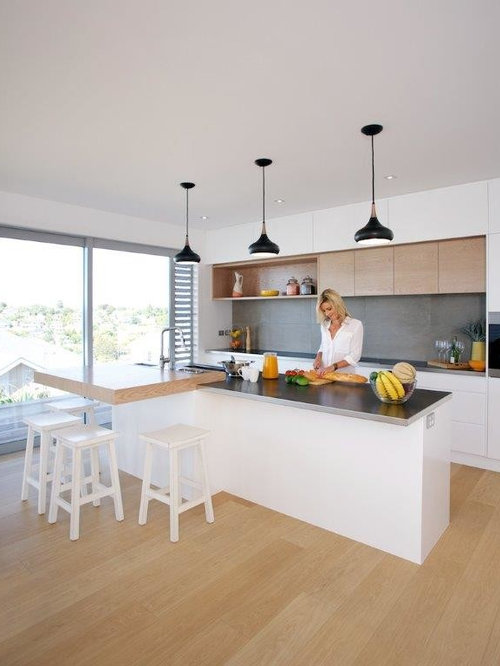 360 degree view kitchen design ideas renovations photos with multiple islands - Kitchen design degree ...