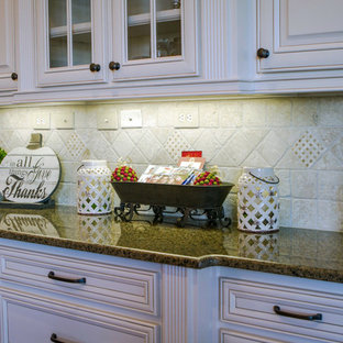 Milton Home gets cabinet makeovers in Kitchen, Bath and Den