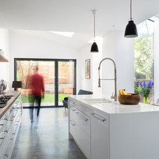 Contemporary Kitchen by Architecture for London