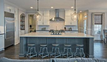 Milton Transitional Kitchen
