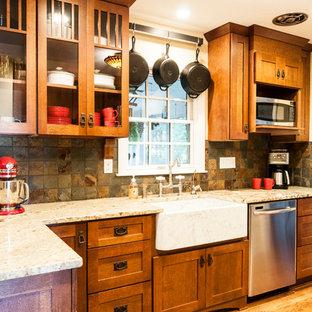 Milwaukee Craftsman Kitchen