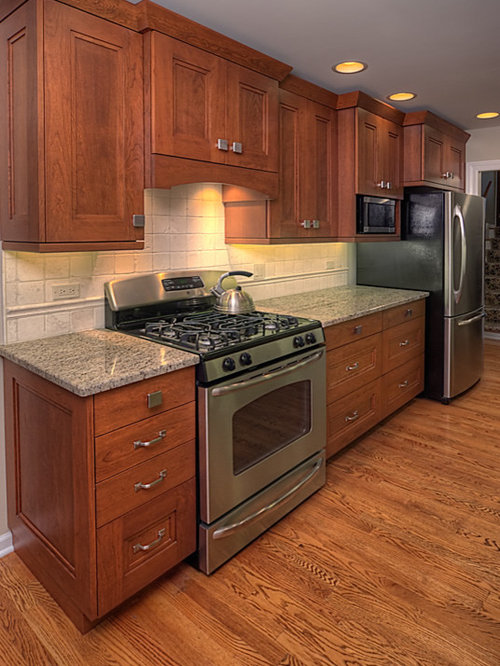 Galley Kitchen Remodel Milwaukee Area