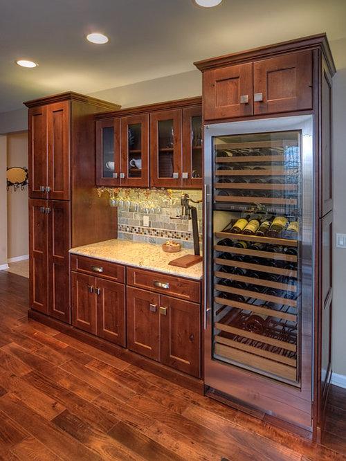 Knotty Alder Cabinets | Houzz