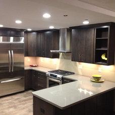 Modern Kitchen by Drexel Building Supply