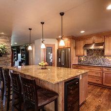 Traditional Kitchen by Doane Designs
