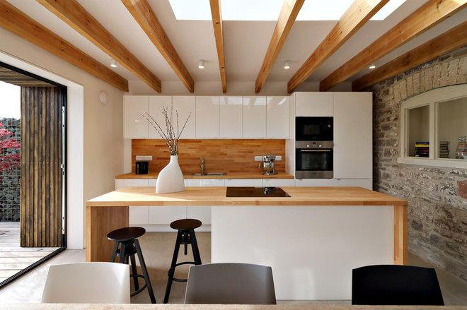 Contemporary Kitchen by Design Storey