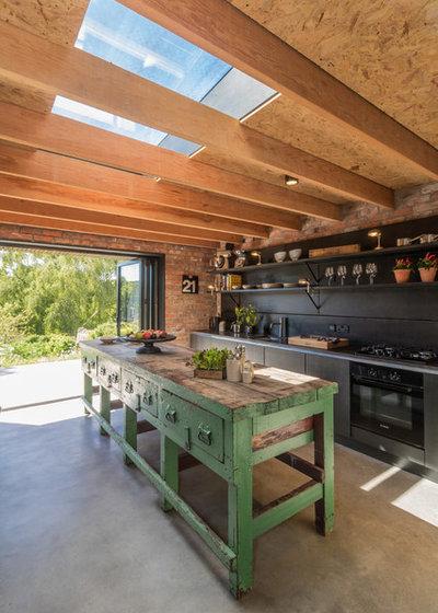 Farmhouse Kitchen by Design Storey