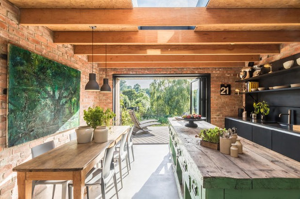 Country Kitchen by Design Storey