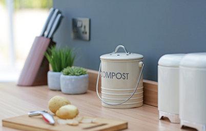 Zéro déchet : 10 façons d'intégrer un bac à compost à la cuisine