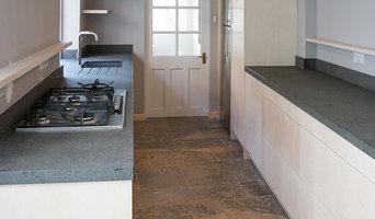 Minimal Handleless Kitchen in Salisbury