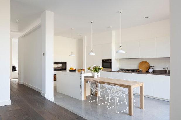 北欧 キッチン by Scenario Architecture
