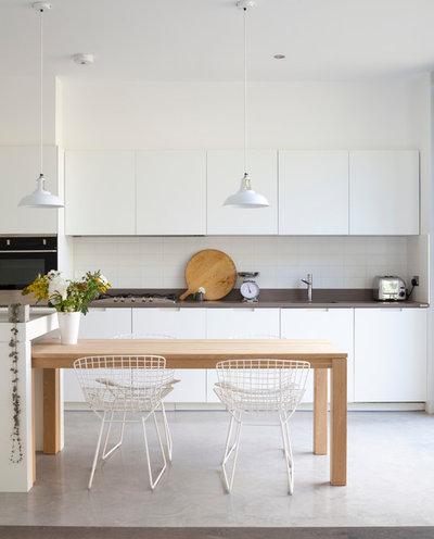 Scandinavian Kitchen by Scenario Architecture