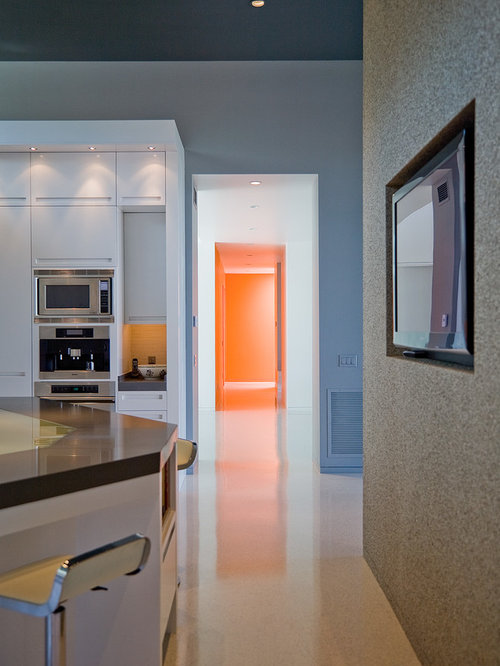 Minimalist Kitchen Design | Houzz