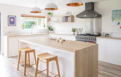 5 Worktops that Look Beautiful with a White Kitchen