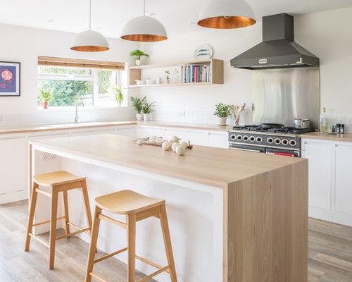 75 Scandinavian Kitchen Design Ideas - Stylish Scandinavian Kitchen ...