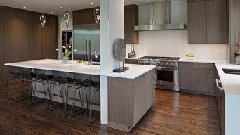 Minimalistic Modern Kitchen Remodel