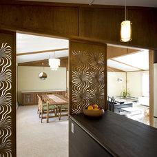 Modern Kitchen by CHRISTIAN DEAN ARCHITECTURE, LLC
