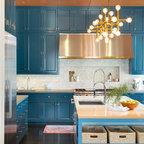 Colourful Kitchen Contemporary Kitchen Sydney By