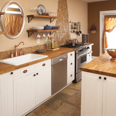 Traditional Kitchen by Rachel Kate Design