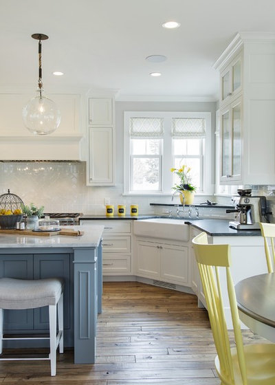 Farmhouse Kitchen by Filament Lighting & Home