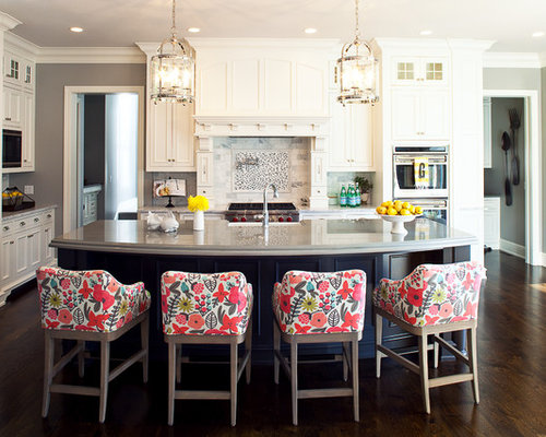 Kitchen Island Counter Stools Houzz