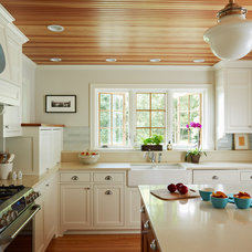 Farmhouse Kitchen by Meriwether Inc