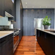 Contemporary Kitchen by Turnquist Design